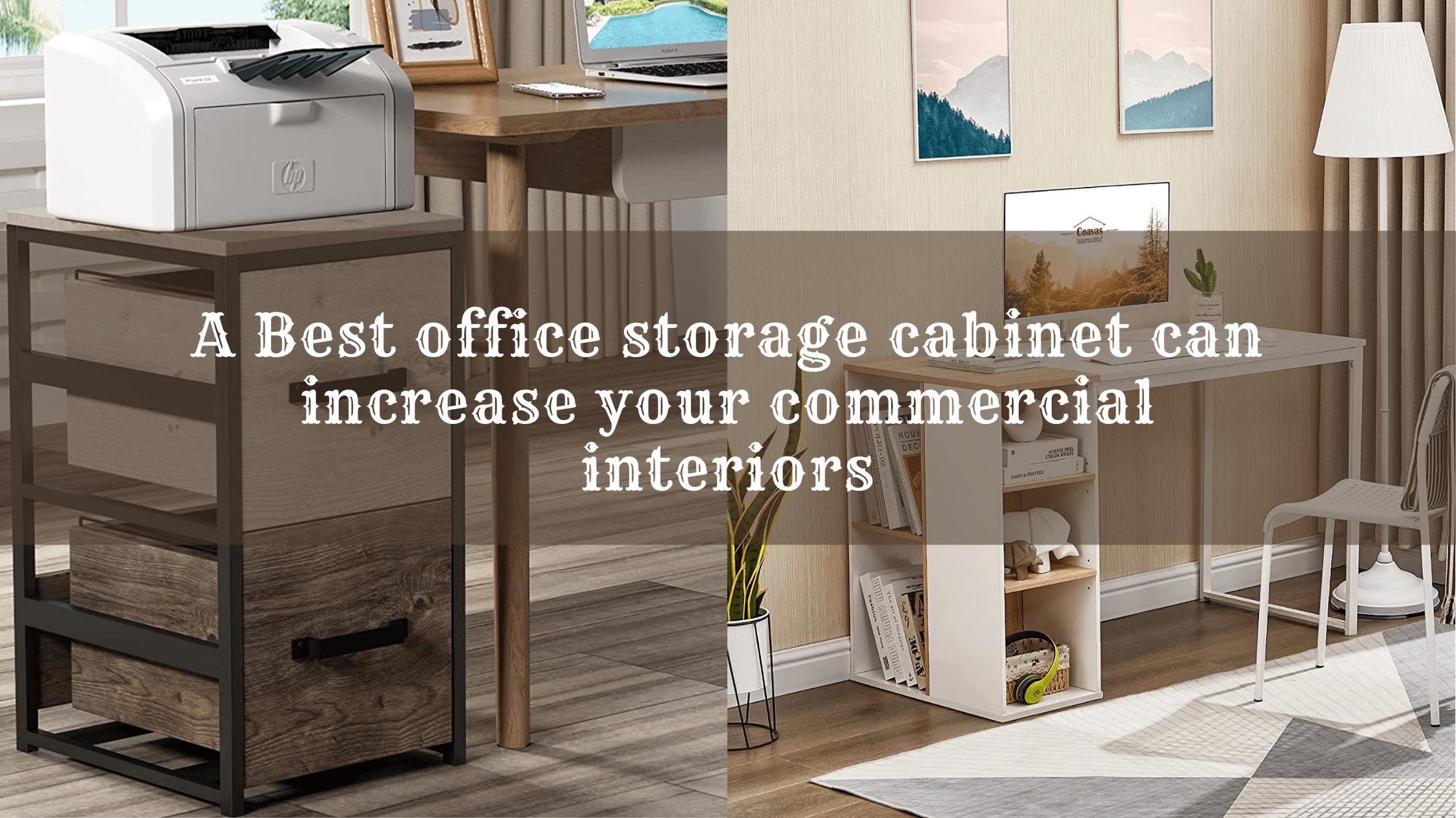 Best office storage cabinet