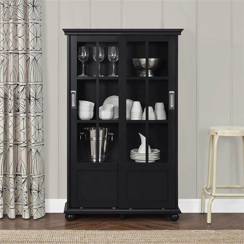 What is a Display Cabinet Used For