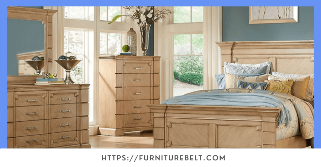 Where to Put Chest of Drawers in Bedroom